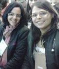 Mariane Souza e Miriam Silvério